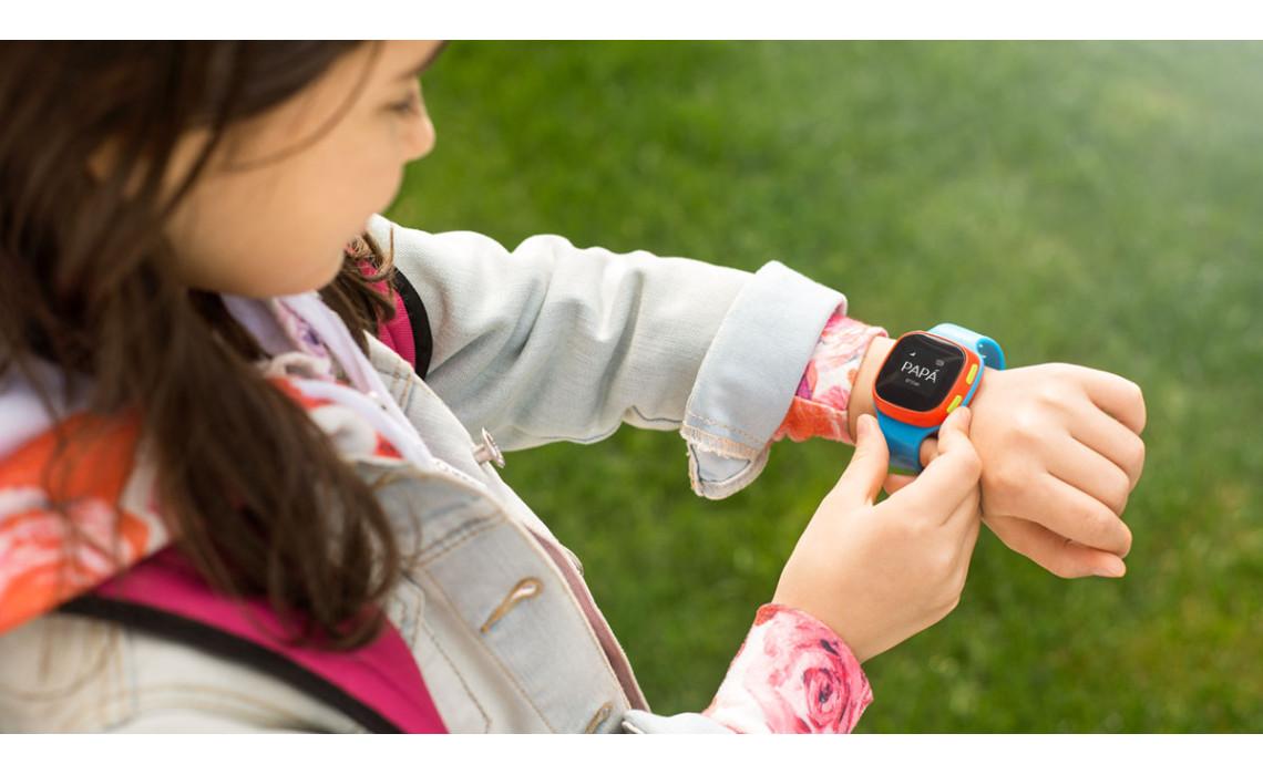 Детские умные часы – лучший подарок на 1 сентября